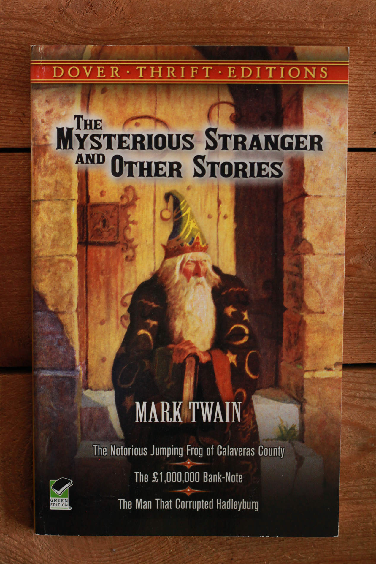the flaws of mankind in the mysterious stranger by mark twain Satan, also known as the mysterious stranger, is the primary antagonist/protagonist of a mark twain novella, the mysterious stranger the resulting animated adaptation is widely considered one of the most disturbing monsters in animation a somewhat major player in non disney villains.